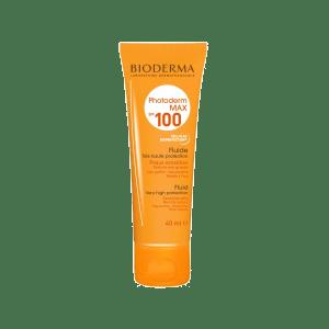 Protector solar para pieles muy claras normales a grasas o sensibles Photoderm MAX Fluide SPF 100
