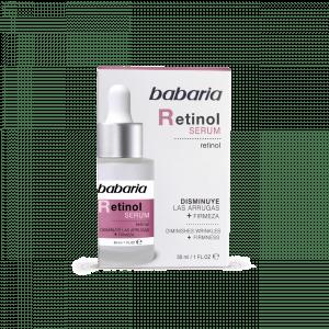 Suero de Retinol de Babaria tratamiento antiarrugas