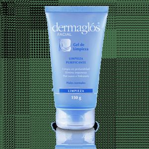Gel de limpieza purificante para pieles normales Dermaglós