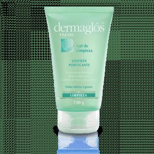 Gel de limpieza de Dermaglós para pieles mixtas a grasas