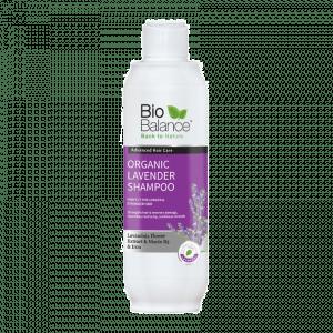 Shampoo Orgánico de Lavanda para un crecimiento fuerte