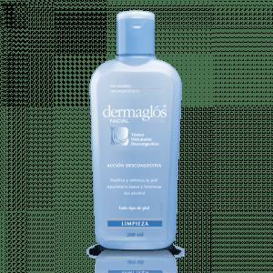 Tónico hidratante descongestivo para todo tipo de piel Dermaglós