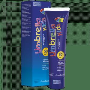 Protector solar de muy alta protección para niños Umbrella Kids 50 + FPS