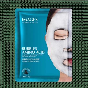 Mascarilla de burbujas con Amino ácidos Images