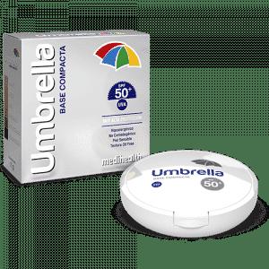 Umbrella Base compacta SPF 50+