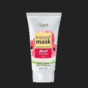 Mascarilla hidratante de Sandía Jelly Instant Mask de Gigot