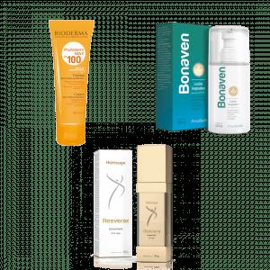 Set de Skin Care para pieles secas a normales