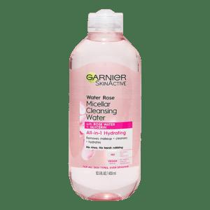 Agua Micelar de rosas Garnier