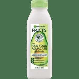 Acondicionador fructis food garnier de aguacate