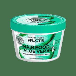Mascarilla fructis hair food de áloe vera