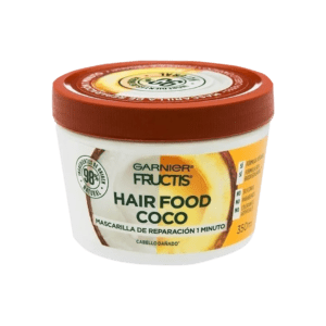 Mascarilla fructis hair food de coco