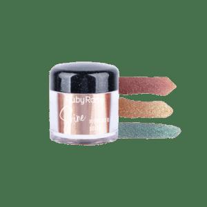 Pigmento suelto glitter de Ruby Rose