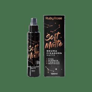 Fijador de maquillaje Soft Matte de Ruby Rose